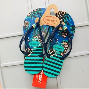 New Havaianas Slippers with Charm